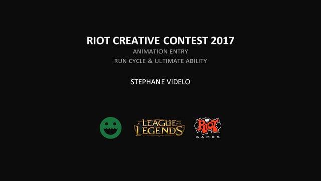 Riot Creative Contest 2017 Winners