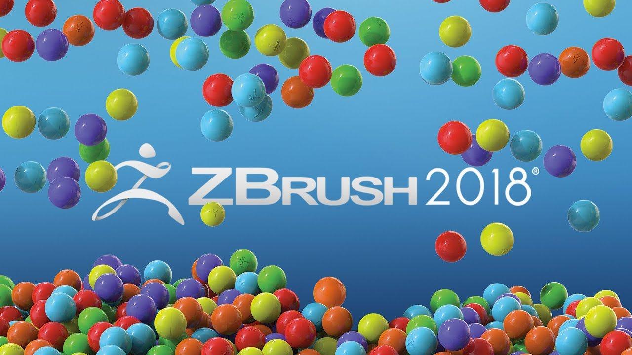 ZBrush 2018 リリース