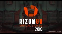 RizomUV Virtual Spaces 2018 リリース