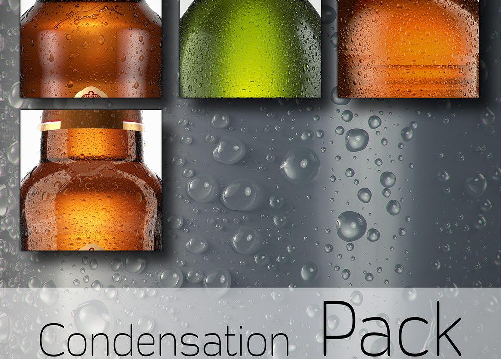 CGI condensation pack for MODO