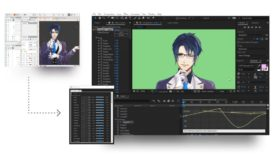 Live2D Cubism 3 のAEプラグインリリース