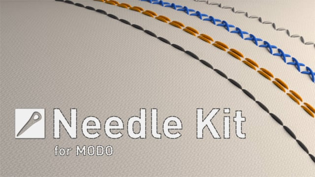 Needle Kit for Modo