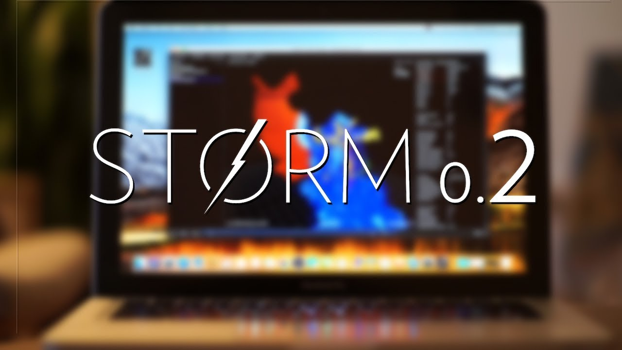 Storm 0.2 リリース