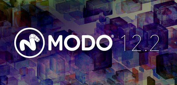 Modo 12.2 リリース