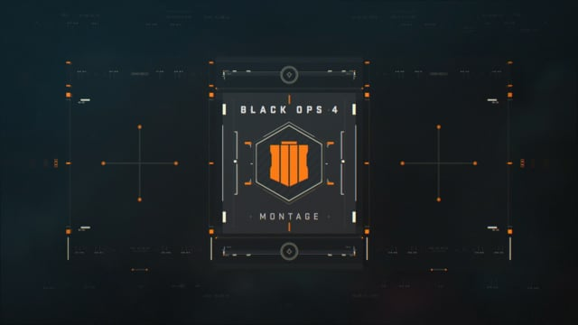 Call Of Duty: Black Ops 4 Montage