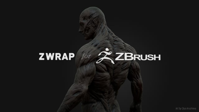 ZWrap for ZBrush