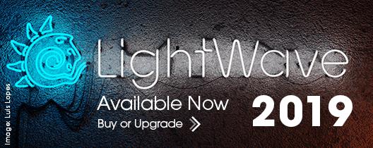 LightWave 2019 リリース