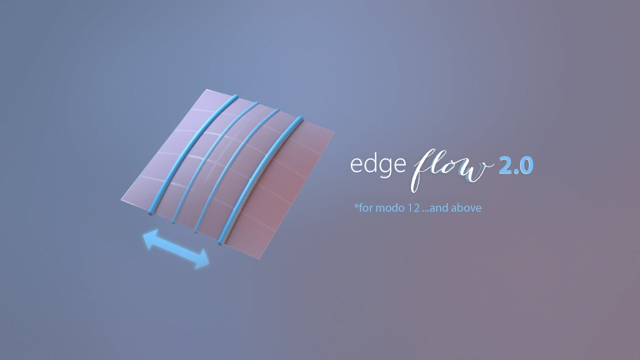 EdgeFlow 2.0 for MODO