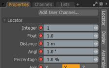 modoのユーザーチャンネルをFBXに出力する方法