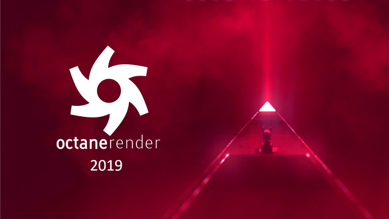 OctaneRender 2019 ロードマップを発表