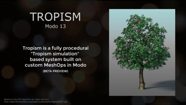 Tropism Beta Demo