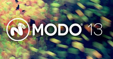 MODO 13.0 リリース