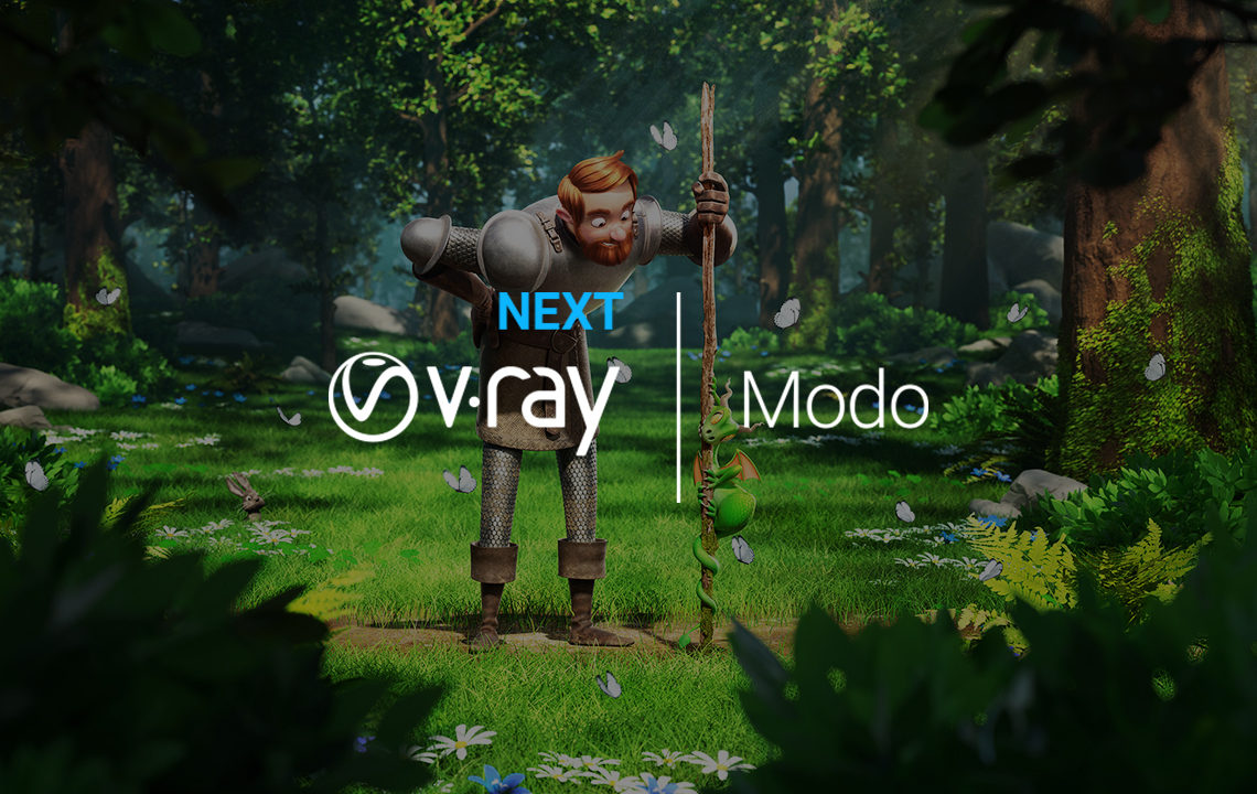 V-RAY NEXT FOR MODO リリース