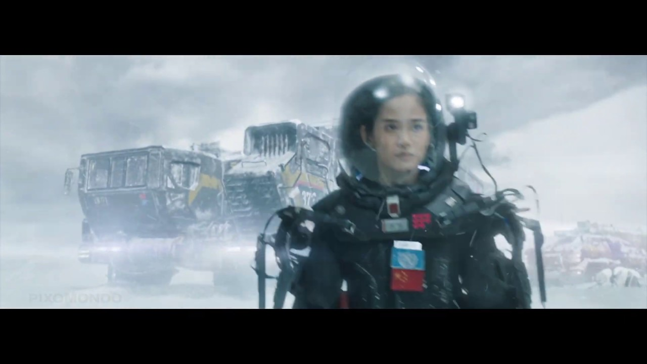 The Wandering Earth - VFX Breakdown Reel