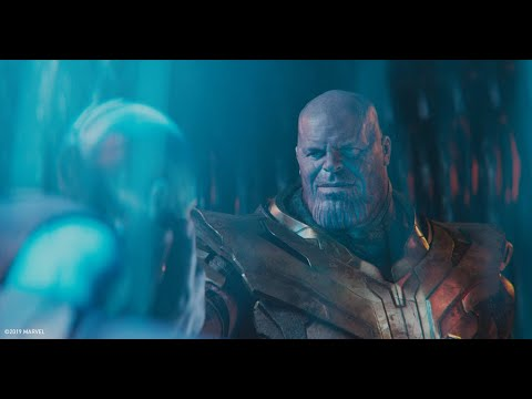Avengers: Endgame | VFX Breakdown | Digital Domain
