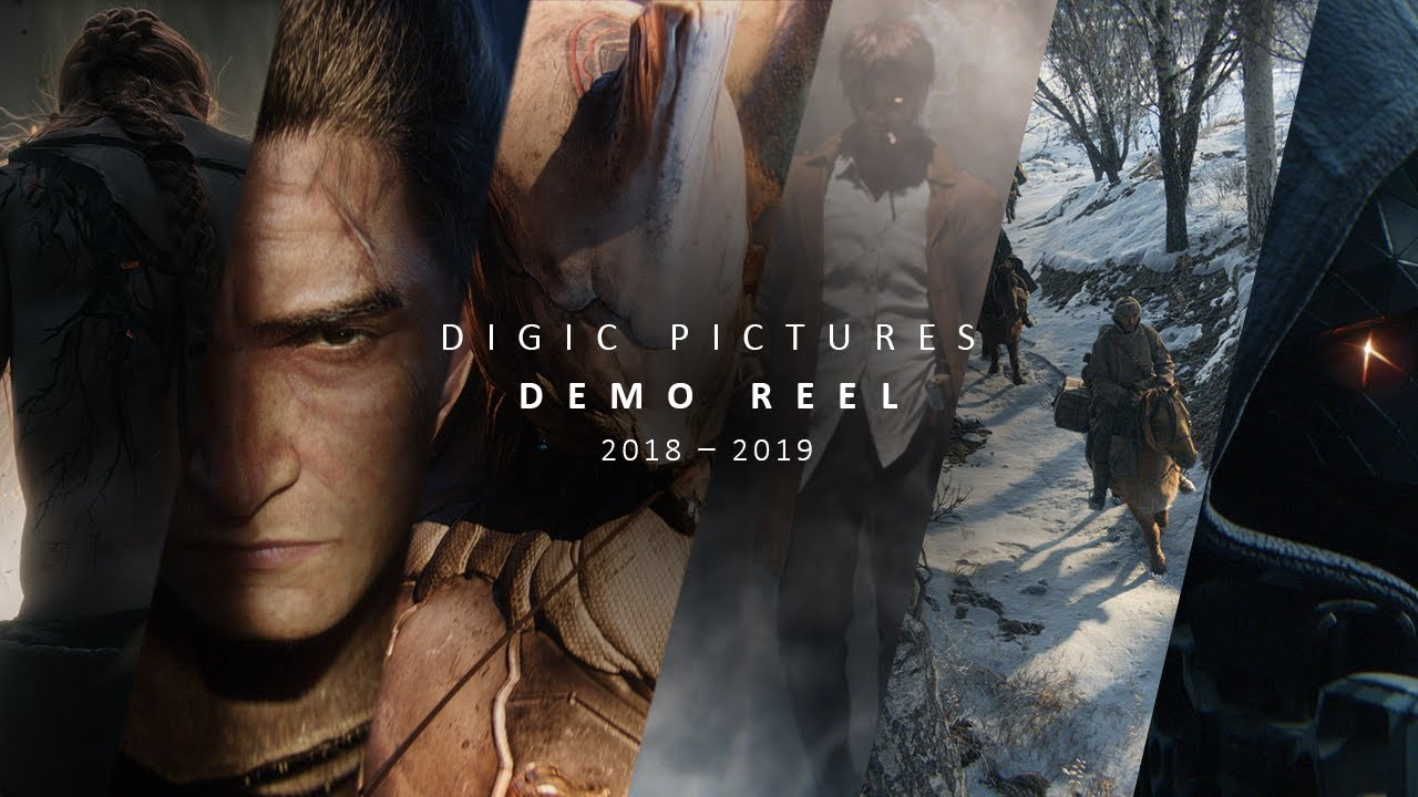 DIGIC Pictures Demo Reel 2018-2019