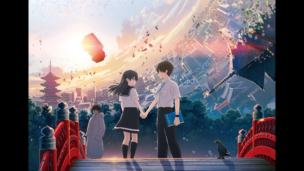 Unity上でセルルックCGアニメ映画「HELLO WORLD」のシーン再現にチャレンジ