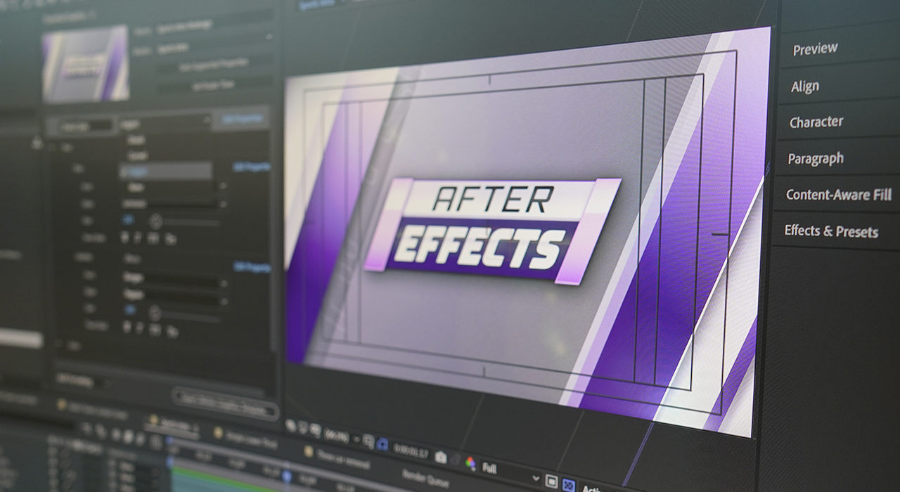 After Effects 17.0リリース
