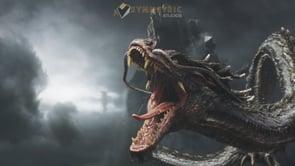 CG Dragon