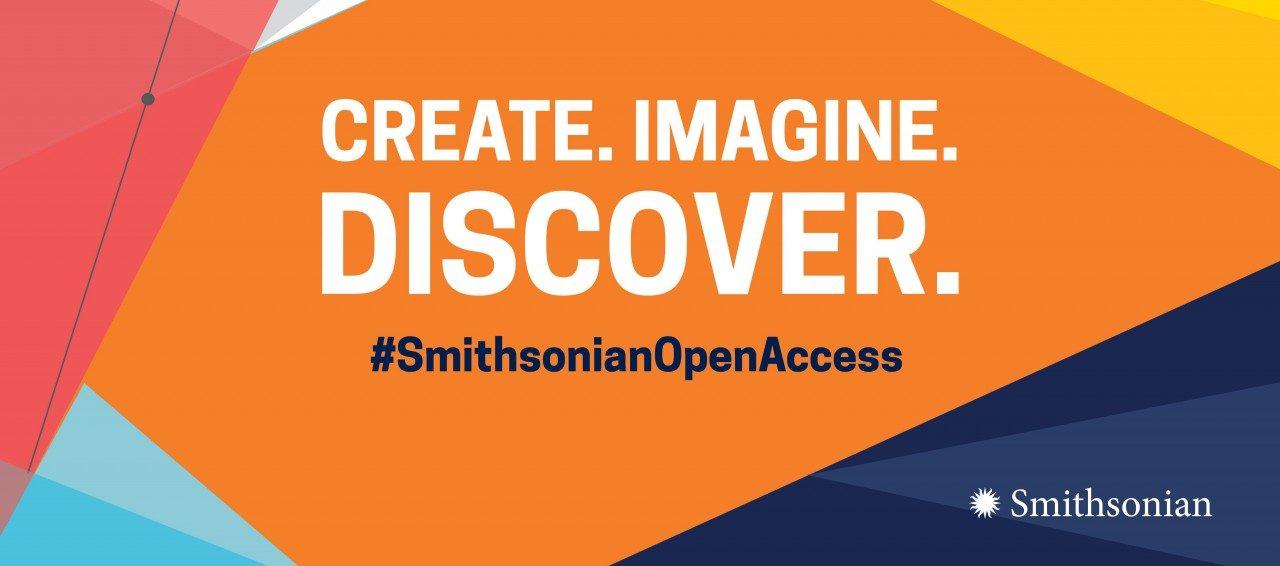 スミソニアンオープンアクセスを開始