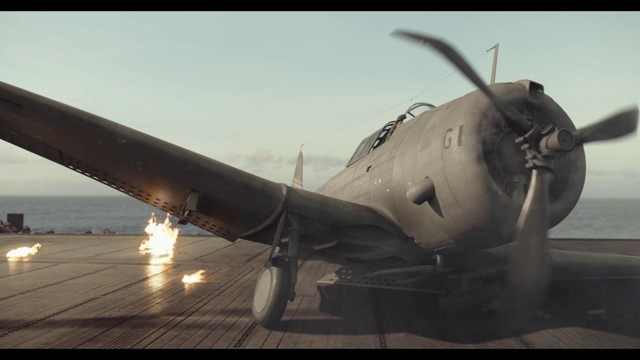 MIDWAY VFX Breakdown Reel
