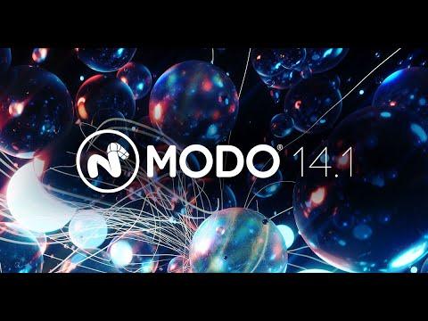 Modo 14.1 リリース