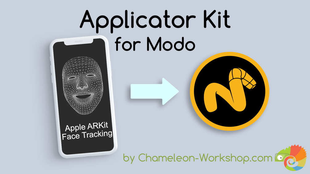 Applicator Kit for Modo