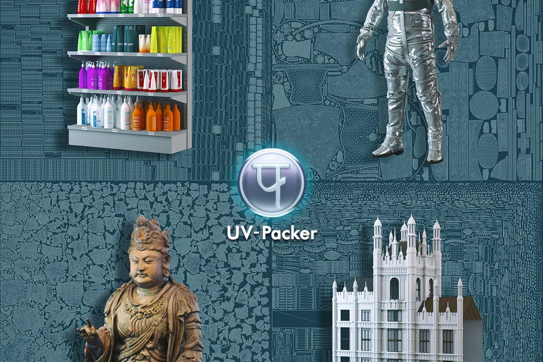 UV-Packer 3 Free リリース