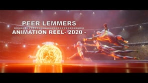 Peer Lemmers Animation Reel 2020