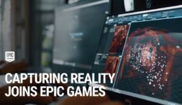 Epic GamesがCapturingRealityを買収