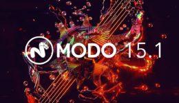 Modo 15.1 リリース