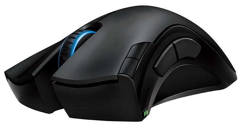 ゲーマー向けワイヤレス マウス「Razer Mamba」発表
