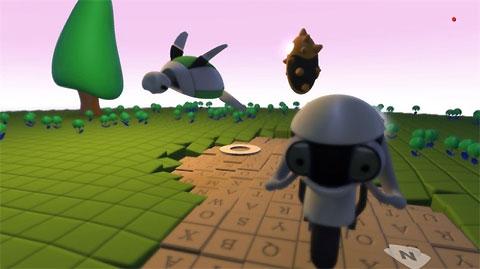 Xbox LIVE ゲームデザインツール『Kodu』発表