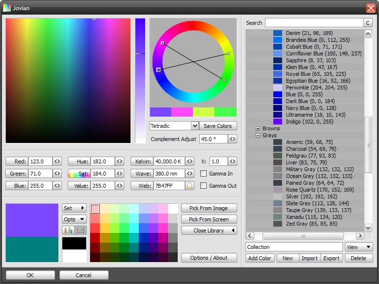 Jovian ColorPicker Version: 2.0.12