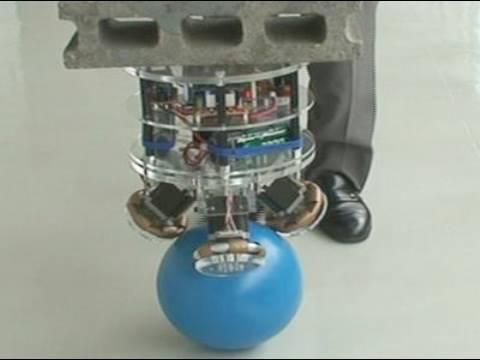 東北学院大学、ロボット基礎工学の熊谷教授が開発したロボット
