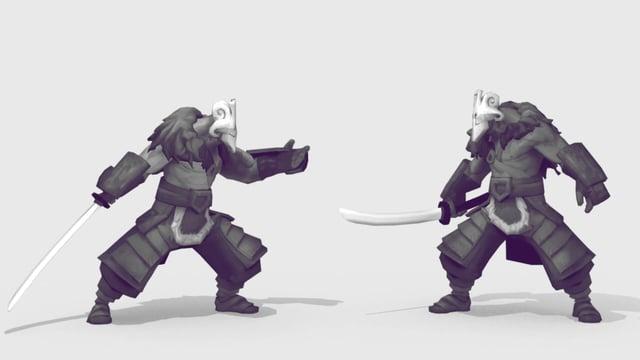 Artur Hvan / animation demo reel 2016
