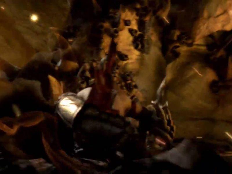 Dante's Inferno  Cinematic Trailer HD