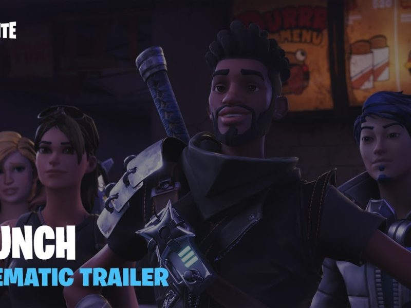 Fortnite - Launch Cinematic