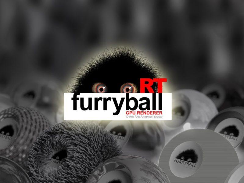 GPU レンダラー FurryBall RT 値下げ