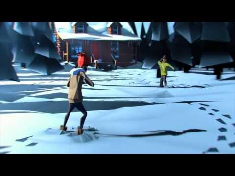 HONDA snow trip