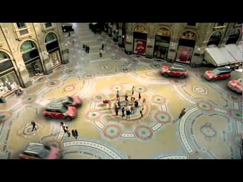 MINI Countryman TV Commercial: Flow