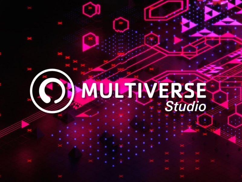 Foundryが Multiverse Studioツールセットの独占契約を発表