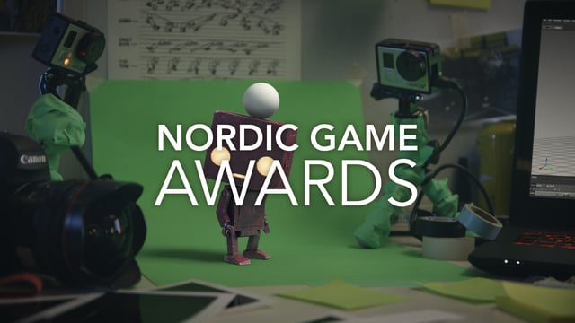 Nordic Game Awards 2016 - Cute Robot Category Breaker Films