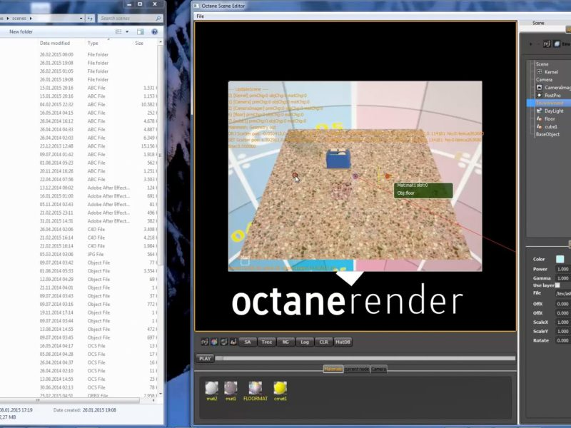 OctaneRender for Adobe After Effects