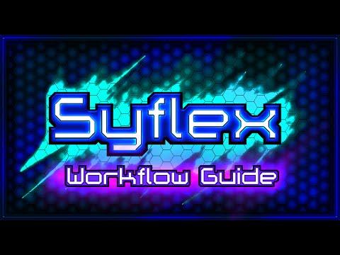 Syflexワークフローガイド
