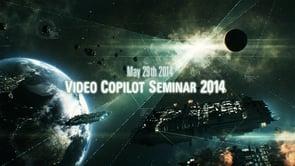 Video Copilot セミナー 2014 レポート