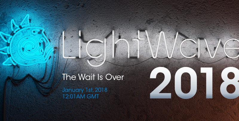 LightWave3D 2018 発表