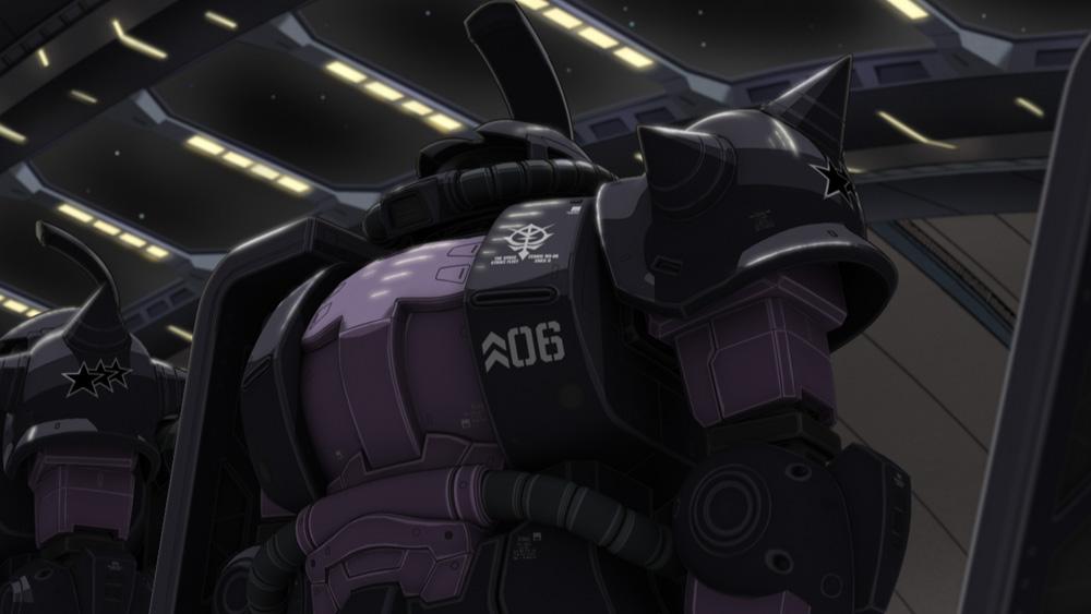 『機動戦士ガンダム THE ORIGIN 激突 ルウム会戦』のメイキング