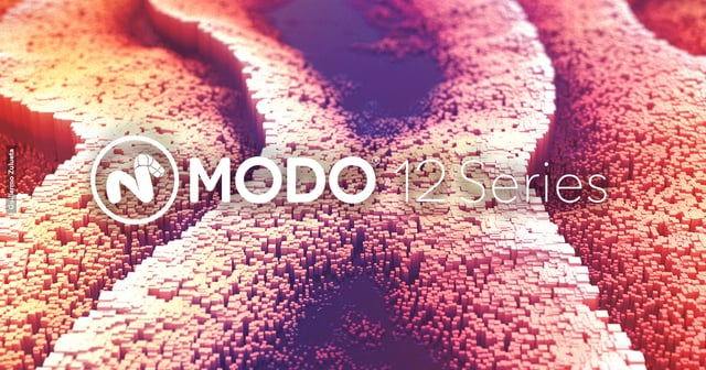 Modo 12.0 リリース