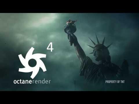 OctaneRender 4 リリース